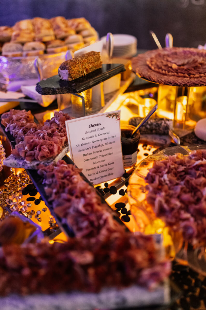 private event catering in the San Francisco Bay Area